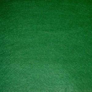 acrylic felt green