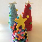 Christmas Tree Kits are one example of the many Holiday themed kits available at the Make Company