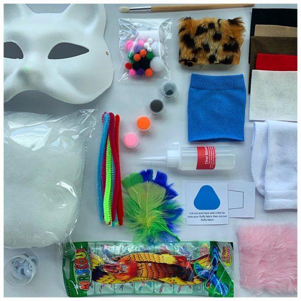 Kids Craft Kit subscription
