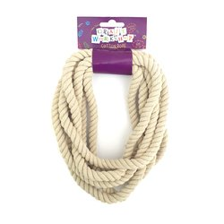 rainbow rope thick cotton