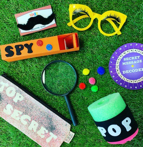 spy kit for kids