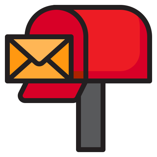 check the mail
